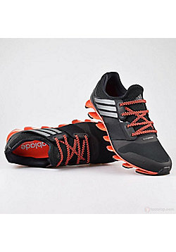 adidas Performance Mens Springblade Solyce Running Shoes - Black