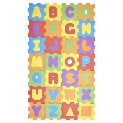 Carousel Alphabet Playmats
