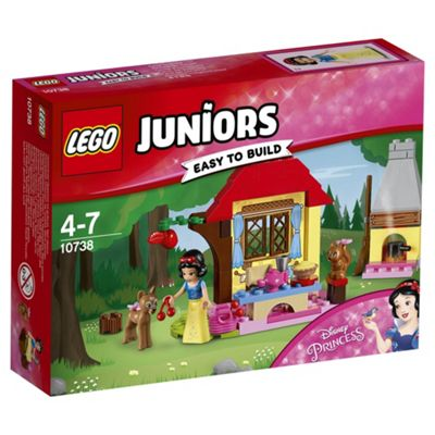 LEGO Juniors Snow Whites Forest Cottage 10738