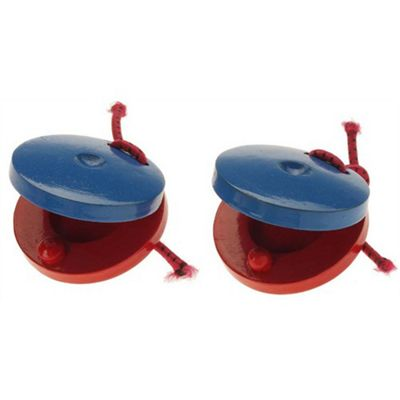 Stagg CAS-P Plastic Finger Castanets