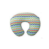 Boppy Cotton Nursing Pillow (Chevron)