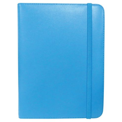 Tesco Finest Leather Kindle Fire HD Case - Blue