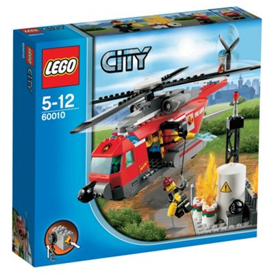 LEGO City Fire Helicopter 60010