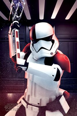 Star Wars The Last Jedi Executioner Trooper Poster 61x91.5cm