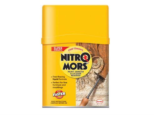 Nitromors Craftsmans Paint & Varnish Remover 375ml
