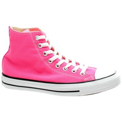Converse All Star Hi Seasonal Knockout Pink Shoe 139780F