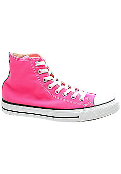 Converse All Star Hi Seasonal Knockout Pink Shoe 139780F - Pink