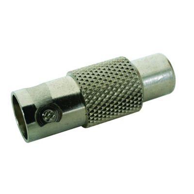 BNC Socket to Phono Socket Adaptor