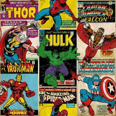 Marvel Avengers Breakout Wallpaper