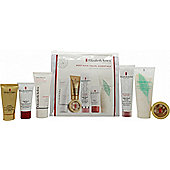 Elizabeth Arden Must Have Travel Essentials Gift Set 100ml Green Tea Cream + 50ml Eight Hour Skin Protectant + 50ml Skin Exfoliating Cleanser + 30ml