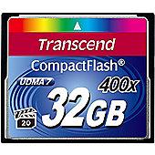 Transcend TS32GCF400 32 GB CompactFlash