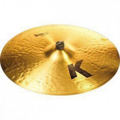 Zildjian K Dark Medium Ride (22in)