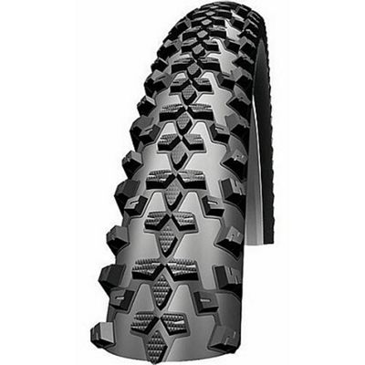 Schwalbe Smart Sam Performance Dual Compound Rigid Tyre in Black - 26 x 2.10 Black