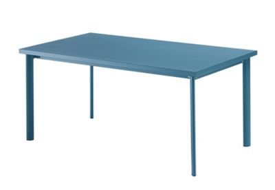 emu Star Rectangular Table - Blue