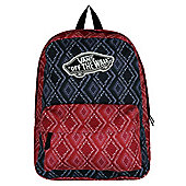 Vans Bandana Chili Pepper Realm Backpack 32.5x42.5x12.5cm