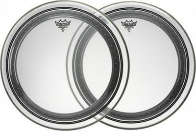 Remo Powerstroke Pro Clear Bass Drum Head (20in)