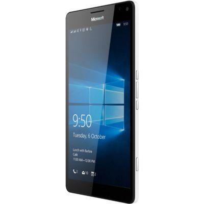 Microsoft Lumia 950 XL Smartphone - 32 GB Built-in Memory - Wireless LAN - 4G - Bar - White