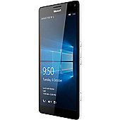 Microsoft Lumia 950 XL Smartphone - 32 GB Built-in Memory - Wireless LAN - 4G - Bar - White