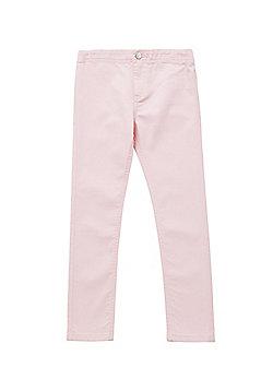 F&F High Rise Tube Pants - Light pink