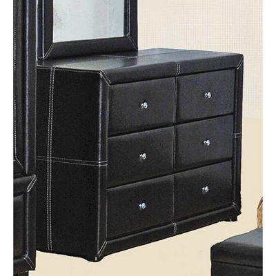 Heartlands Furniture Odessa Dresser - Brown