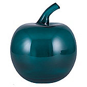 Jade Recycled Glass Apple
