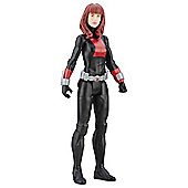 Avengers Titan Hero Series Black Widow 12 Inch Action Figure