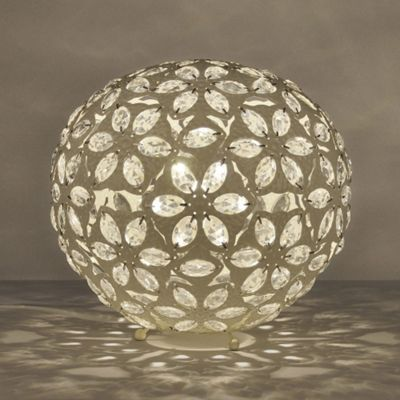 Buy moroccan style metal table lamp cream from our table desk moroccan style metal table lamp cream aloadofball Images