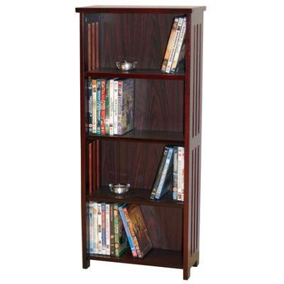 Techstyle CD / DVD / Media Storage Shelves Unit