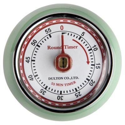 Eddingtons Retro Timer Green