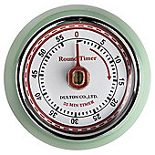 Eddingtons Retro Timer Green