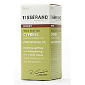 Tisserand Aromatherapy Cypress 9ml Oil