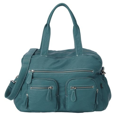 OiOi Changing Bag, Turquoise