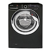Hoover Washing Machine DXC58BC3 8 KG Load Black and Chrome