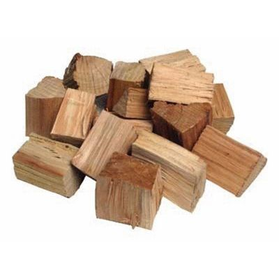 BBQ Smoking Wood Chunks, Oak - Large 5kg Box