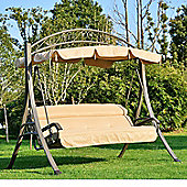 Outsunny Outdoor Swing Chair 3 Seater
