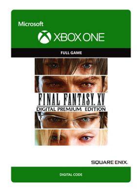 Final Fantasy XV: Premium Edition (Digital Download Code)