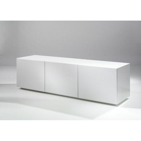 Tvilum Monaco TV Stand Combination 45 - White / High Gloss White