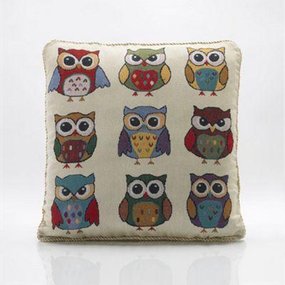 Alan Symonds Tapestry Parliament Cushion Cover - 45x45cm