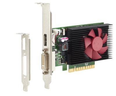 HP NVIDIA GT 730 2GB DP Card GeForce GT730 GFX (2GB) PCIe x8