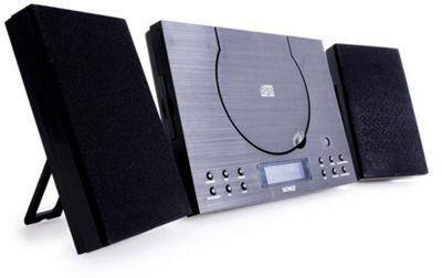 Denver MC-5010 Wall Mountable Compact Stereo CD player