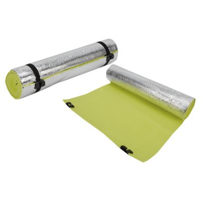Summit Insulated Foil Backed Foam Camping Mat