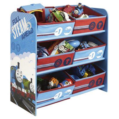 Thomas 6 Bin Storage