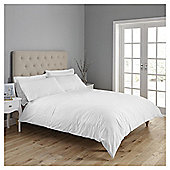 Fox & Ivy  Matelasse  Duvet Set - White
