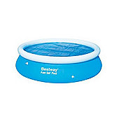 Solar Pool Cover For 10ft Round Inflatable Pools