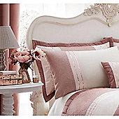 Catherine Lansfield Gatsby Pillowshams - Pink