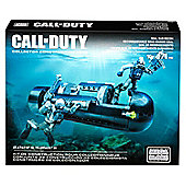 Call of Duty SEAL Sub Recon Building Set - Construction