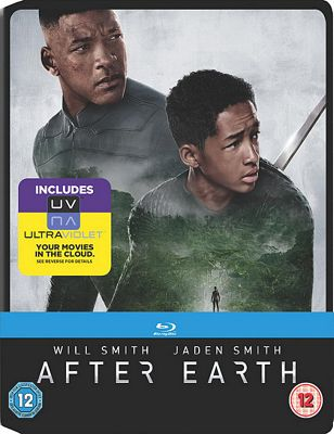 After Earth - Limited Edition Steelbook (Bluray - Uv Copy)