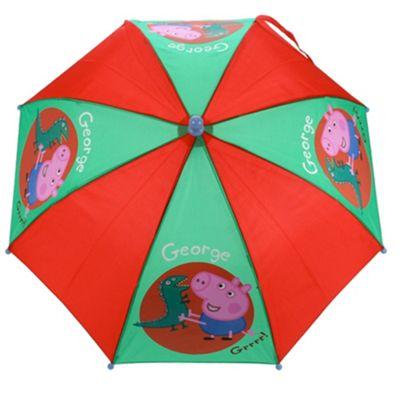 Peppa George 'Dino' Nylon Umbrella