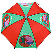 Peppa George 'Dino' Nylon Umbrella