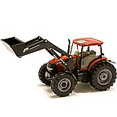 Britains Case Maxxum 110 Tractor Loader 1:32 Diecast Farm Model 42688